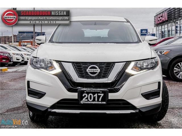 2017 Nissan Rogue  (Stk: P7680) in Scarborough - Image 9 of 27