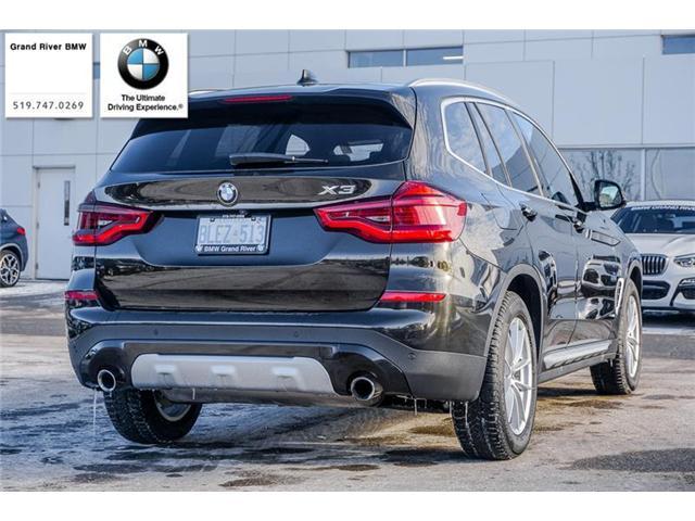 2018 BMW X3 xDrive30i (Stk: PW4693) in Kitchener - Image 7 of 22