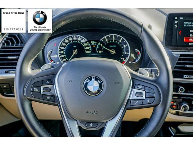 2018 BMW X3 xDrive30i (Stk: PW4693) in Kitchener - Image 15 of 22