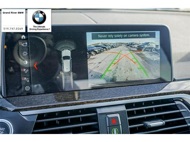 2018 BMW X3 xDrive30i (Stk: PW4693) in Kitchener - Image 18 of 22