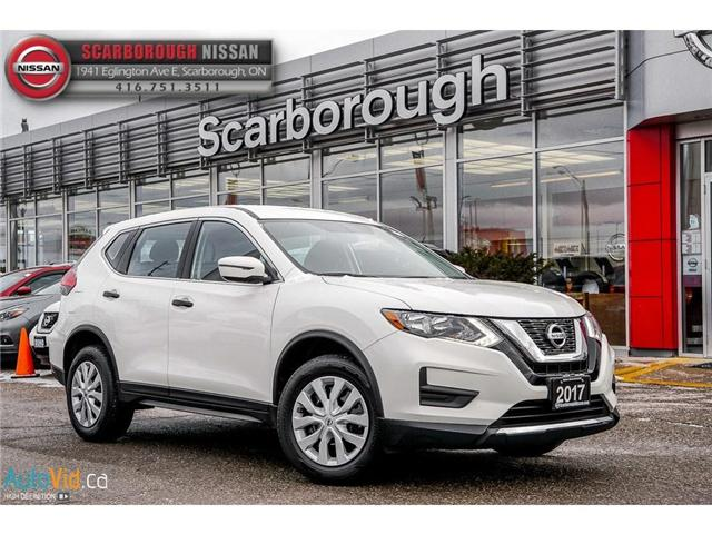 2017 Nissan Rogue  (Stk: P7678) in Scarborough - Image 1 of 27