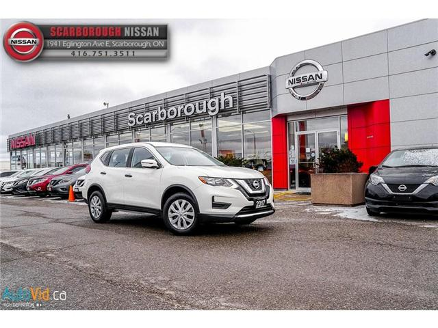 2017 Nissan Rogue  (Stk: P7678) in Scarborough - Image 2 of 27