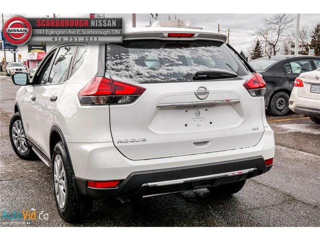 2017 Nissan Rogue  (Stk: P7678) in Scarborough - Image 6 of 27