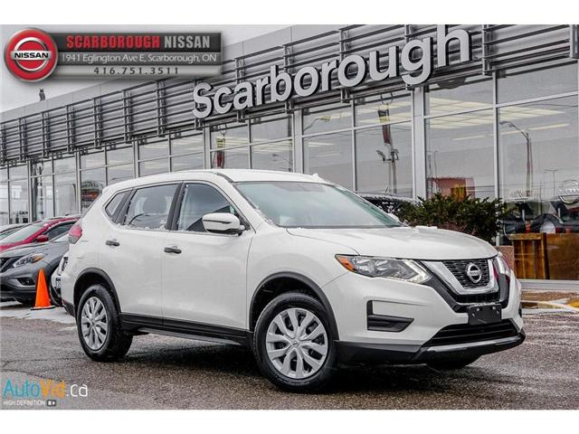 2017 Nissan Rogue  (Stk: P7681) in Scarborough - Image 1 of 27