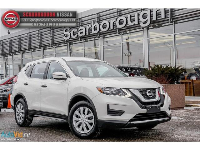 2017 Nissan Rogue  (Stk: P7682) in Scarborough - Image 1 of 27