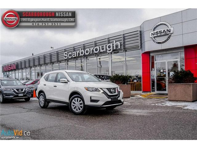 2017 Nissan Rogue  (Stk: P7682) in Scarborough - Image 2 of 27