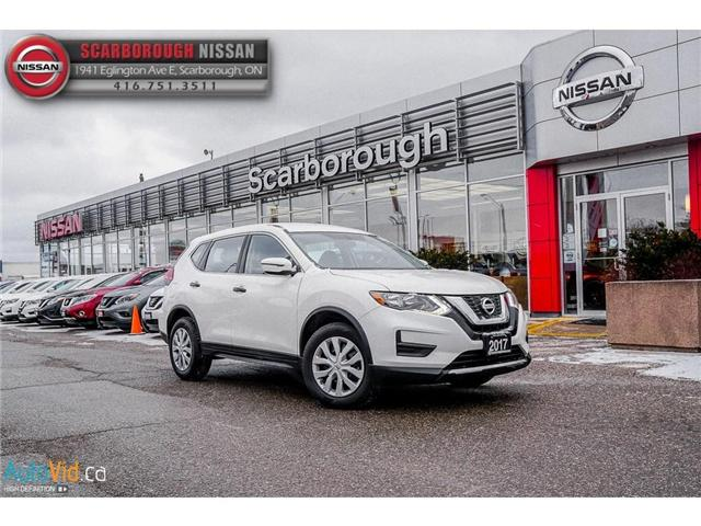 2017 Nissan Rogue  (Stk: P7679) in Scarborough - Image 2 of 26