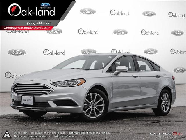 2017 Ford Fusion SE (Stk: A3121) in Oakville - Image 1 of 26