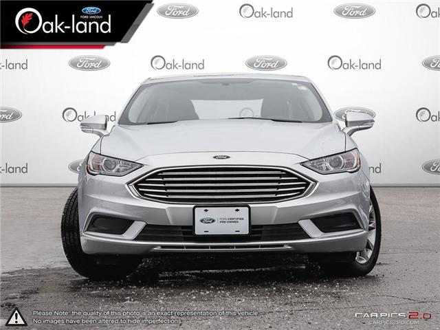 2017 Ford Fusion SE (Stk: A3121) in Oakville - Image 2 of 26