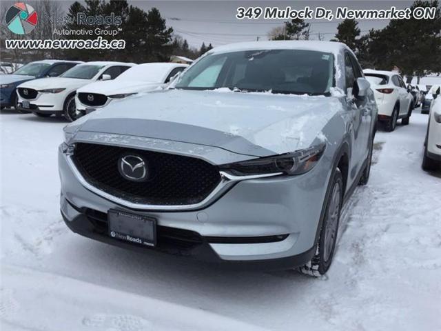 2019 Mazda CX-5 GT w/Turbo Auto AWD (Stk: 40831) in Newmarket - Image 1 of 19