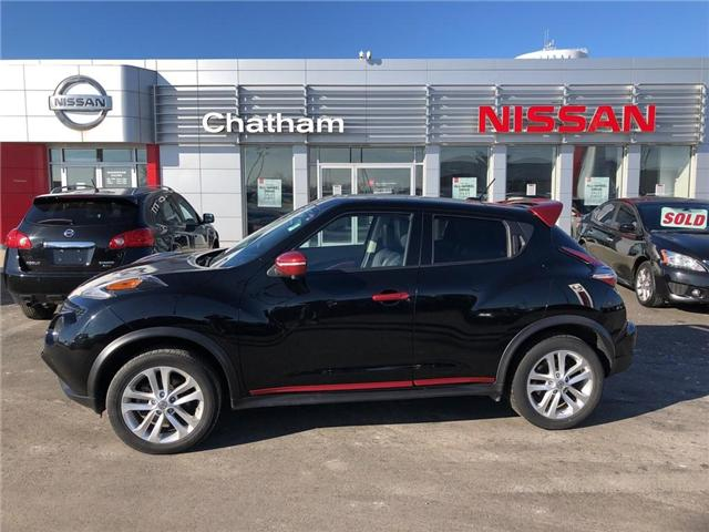 2016 Nissan Juke  (Stk: 8247A) in Chatham - Image 1 of 22