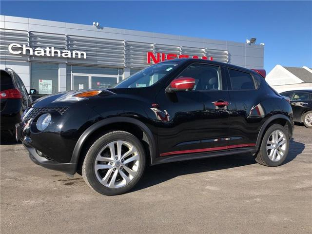 2016 Nissan Juke  (Stk: 8247A) in Chatham - Image 2 of 22