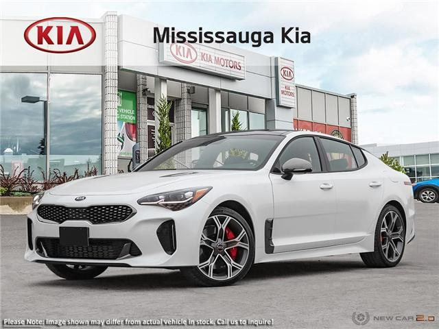 2019 Kia Stinger GT Limited (Stk: ST19009) in Mississauga - Image 1 of 11