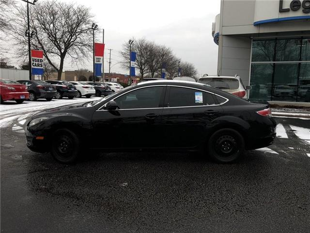 2010 Mazda MAZDA6 GS-AUTOMATIC, AIR CONDITIONING, ALLOY WHEELS (Stk: 193742A) in Burlington - Image 2 of 6