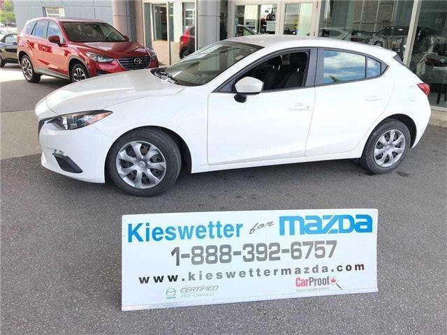 2015 Mazda Mazda3 GX (Stk: U3659) in Kitchener - Image 1 of 24