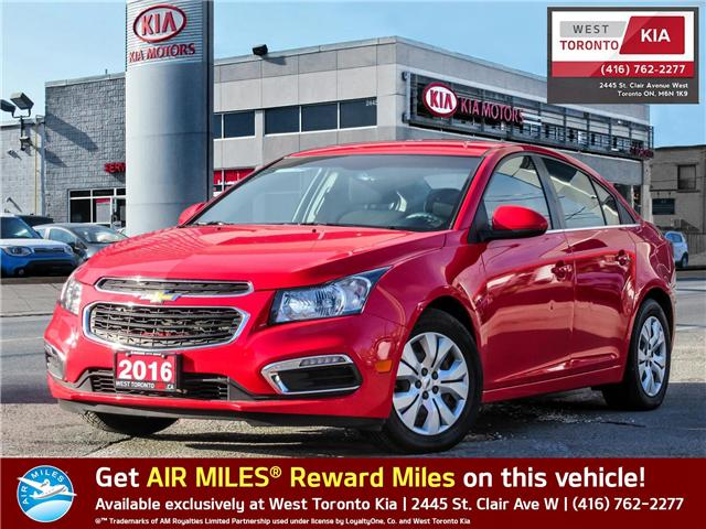 2016 Chevrolet Cruze Limited 1LT (Stk: T19054) in Toronto - Image 1 of 24