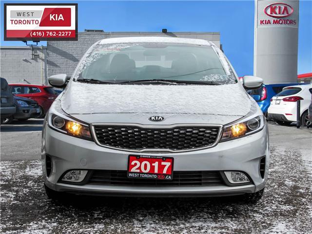 2017 Kia Forte LX+ (Stk: T19187) in Toronto - Image 2 of 13