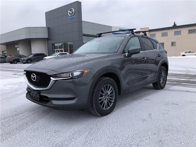 2017 Mazda CX-5 GS (Stk: 18T029A) in Kingston - Image 2 of 14