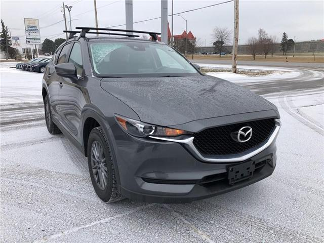 2017 Mazda CX-5 GS (Stk: 18T029A) in Kingston - Image 6 of 14