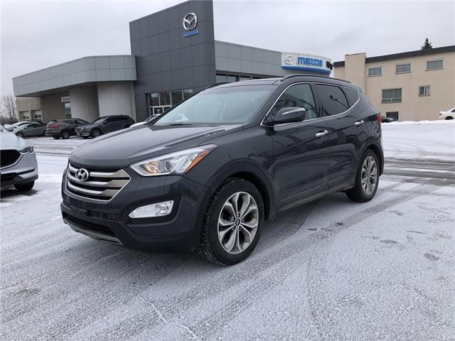2016 Hyundai Santa Fe Sport 2.0T Limited Adventure Edition (Stk: 19T003A) in Kingston - Image 3 of 10
