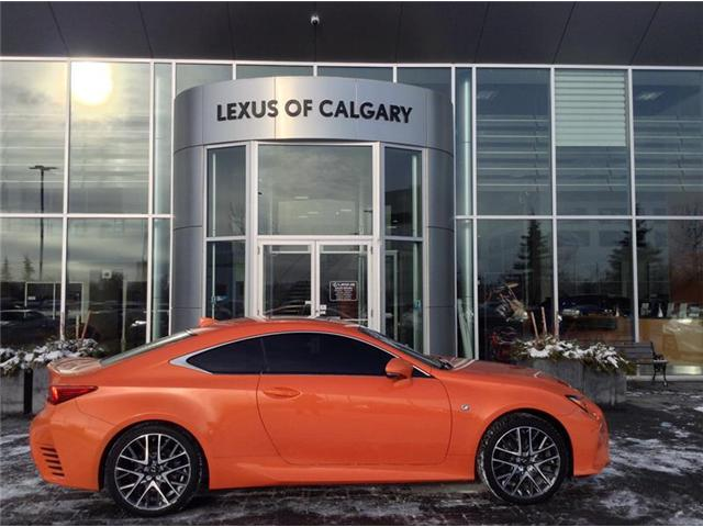 2015 Lexus RC 350 Base (Stk: 190174A) in Calgary - Image 1 of 15