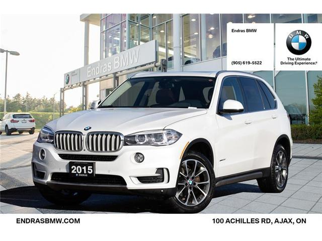 2015 BMW X5 xDrive35i (Stk: P5748) in Ajax - Image 1 of 22