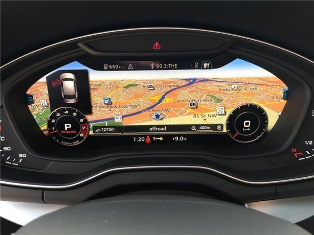 2018 Audi SQ5 3.0T Technik (Stk: N4864) in Calgary - Image 15 of 23