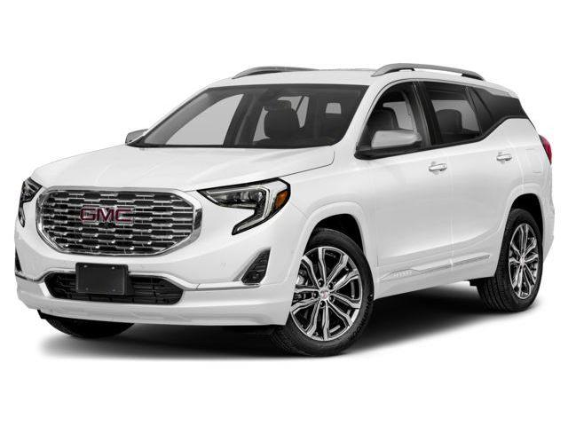 2019 GMC Terrain Denali (Stk: 171928) in Medicine Hat - Image 1 of 9