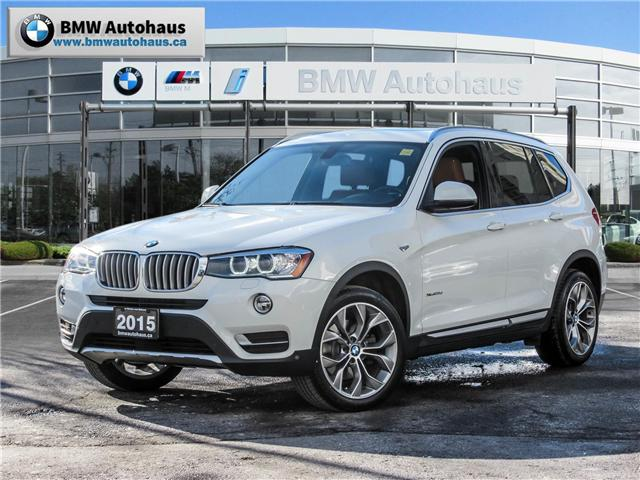 2015 BMW X3 xDrive28d (Stk: P8724) in Thornhill - Image 1 of 28