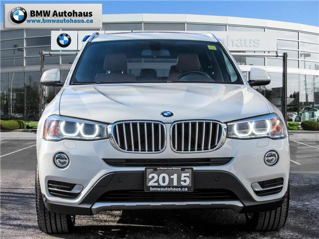 2015 BMW X3 xDrive28d (Stk: P8724) in Thornhill - Image 2 of 28