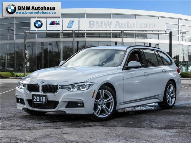2018 BMW 328d xDrive Touring (Stk: P8760) in Thornhill - Image 1 of 28