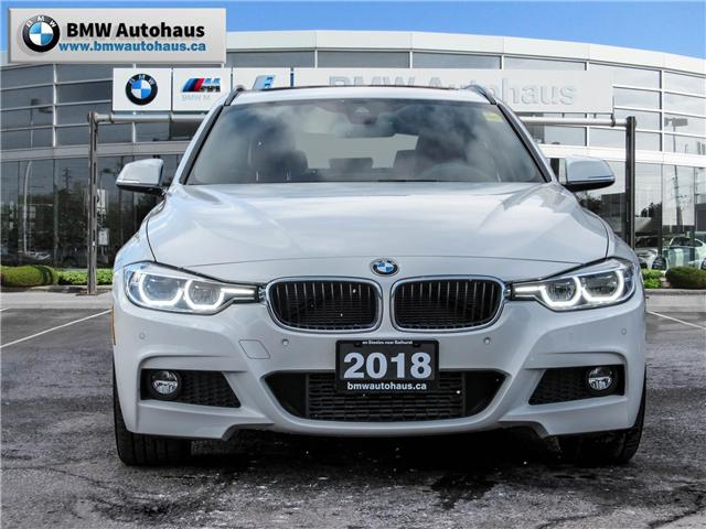 2018 BMW 328d xDrive Touring (Stk: P8760) in Thornhill - Image 2 of 28