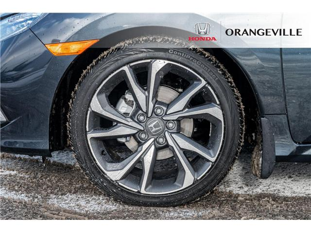 2019 Honda Civic Touring (Stk: F19029) in Orangeville - Image 4 of 20