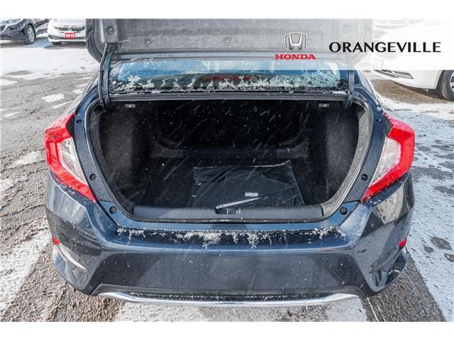 2019 Honda Civic Touring (Stk: F19029) in Orangeville - Image 7 of 20