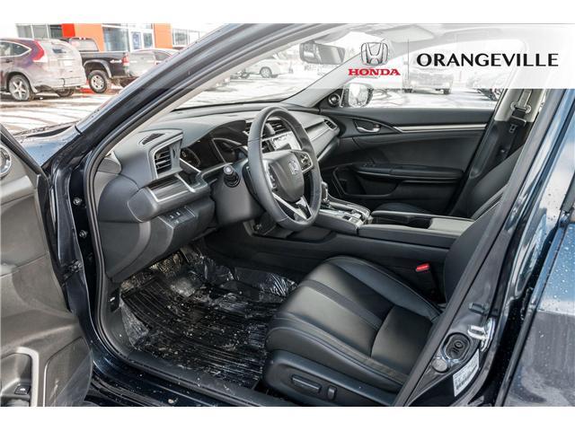 2019 Honda Civic Touring (Stk: F19029) in Orangeville - Image 8 of 20