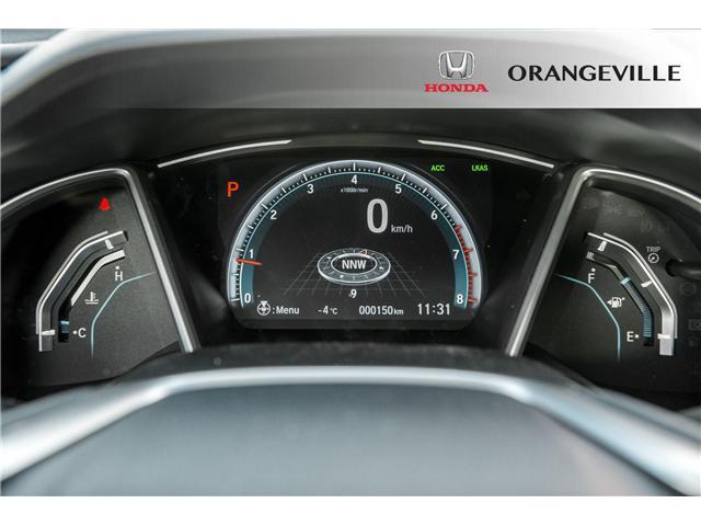 2019 Honda Civic Touring (Stk: F19029) in Orangeville - Image 10 of 20