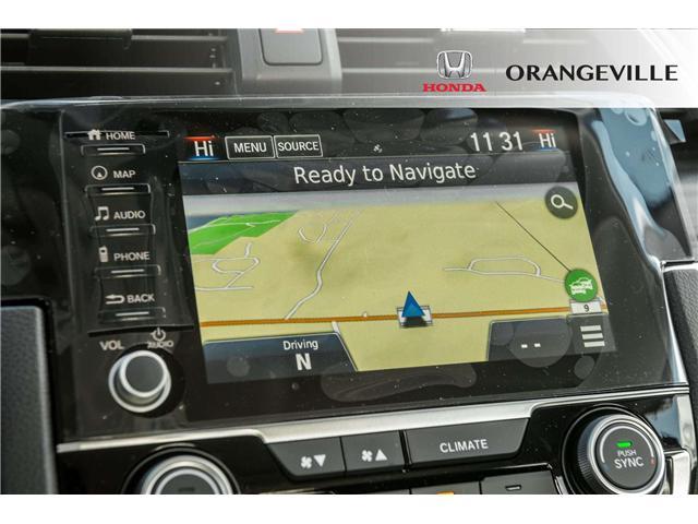 2019 Honda Civic Touring (Stk: F19029) in Orangeville - Image 11 of 20