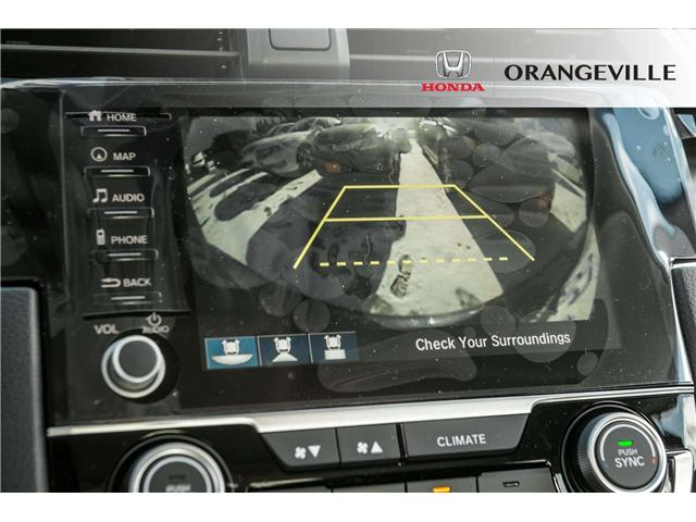 2019 Honda Civic Touring (Stk: F19029) in Orangeville - Image 12 of 20