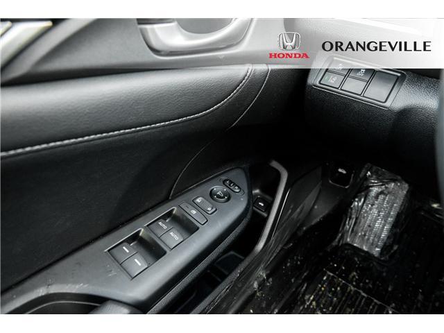 2019 Honda Civic Touring (Stk: F19029) in Orangeville - Image 14 of 20