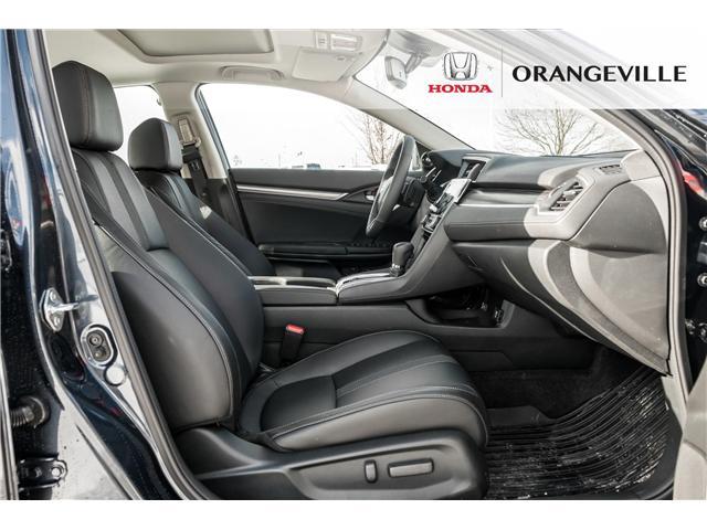 2019 Honda Civic Touring (Stk: F19029) in Orangeville - Image 17 of 20