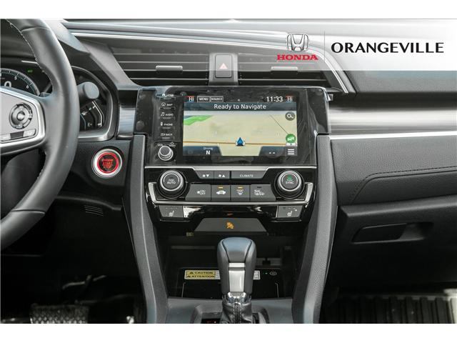 2019 Honda Civic Touring (Stk: F19029) in Orangeville - Image 20 of 20