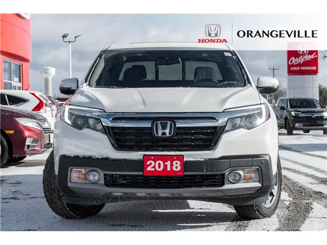 2018 Honda Ridgeline Touring (Stk: Y18016) in Orangeville - Image 2 of 20