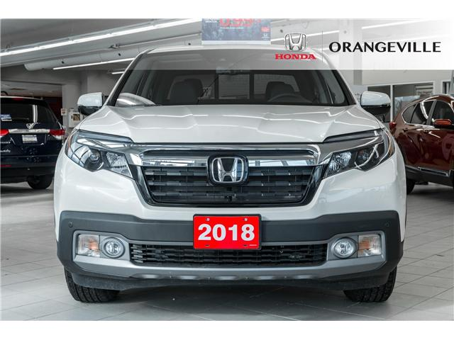 2018 Honda Ridgeline Touring (Stk: Y18028) in Orangeville - Image 1 of 19