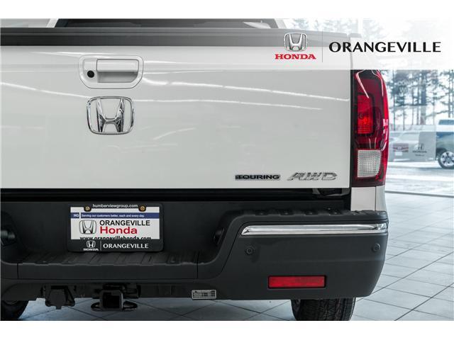 2018 Honda Ridgeline Touring (Stk: Y18028) in Orangeville - Image 6 of 19