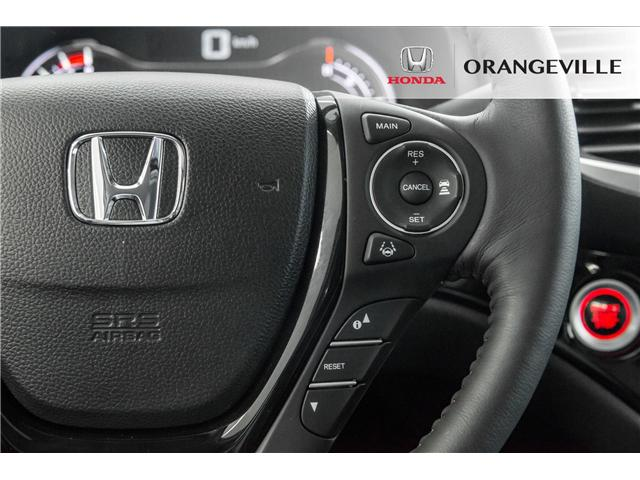 2018 Honda Ridgeline Touring (Stk: Y18028) in Orangeville - Image 10 of 19