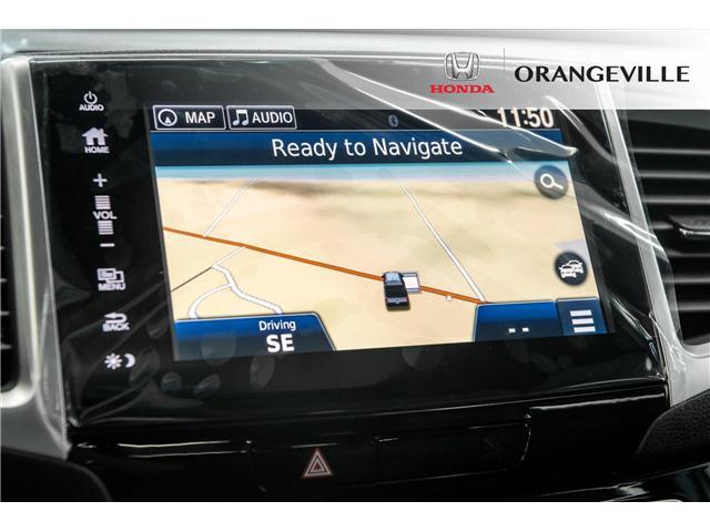 2018 Honda Ridgeline Touring (Stk: Y18028) in Orangeville - Image 11 of 19