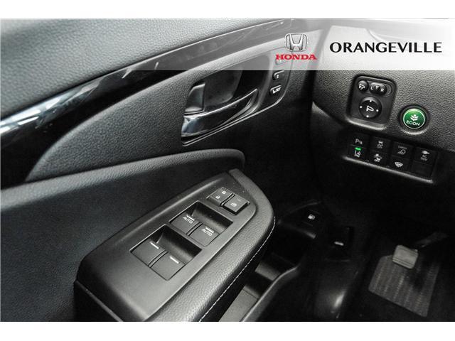 2018 Honda Ridgeline Touring (Stk: Y18028) in Orangeville - Image 12 of 19