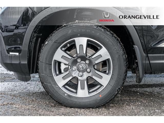 2018 Honda Ridgeline Touring (Stk: Y18031) in Orangeville - Image 4 of 20