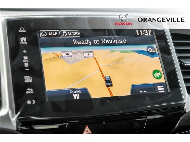 2018 Honda Ridgeline Touring (Stk: Y18031) in Orangeville - Image 11 of 20
