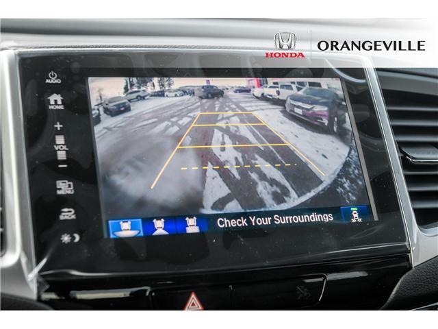 2018 Honda Ridgeline Touring (Stk: Y18031) in Orangeville - Image 12 of 20
